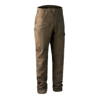 Deerhunter Strasbourg Leather Trousers