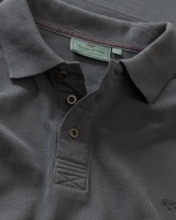 Hoggs Of Fife Anstruther Pique Polo Shirt