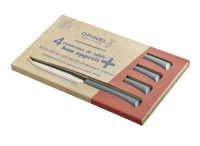 Opinel Anthracite Table Knife Box Set