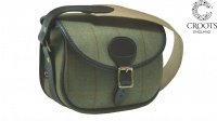 Croots Helmsley Cartridge Bag - Loden Green