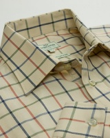 Hoggs of Fife Senator Premier Tattersall Shirt
