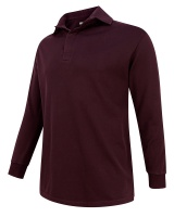 Hoggs Of Fife Premium Rugby Shirt Long Sleeve