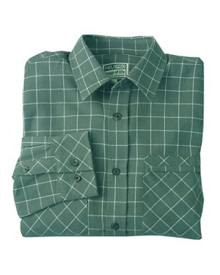 Hoggs of Fife - Pine Luxury Hunting Shirt